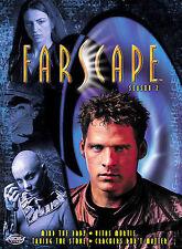 FARSCAPE Season 2 Vol. 1 (DVD, 2002, 2-Disc Set) *SHIPS FREE Mon thru Sat!