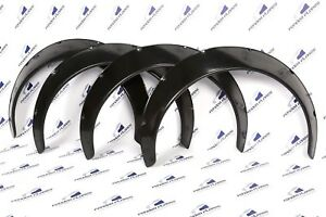 Universal-JDM-Fender-Flares-over-wide-body-wheel-arches-ABS-100mm-4Pcs