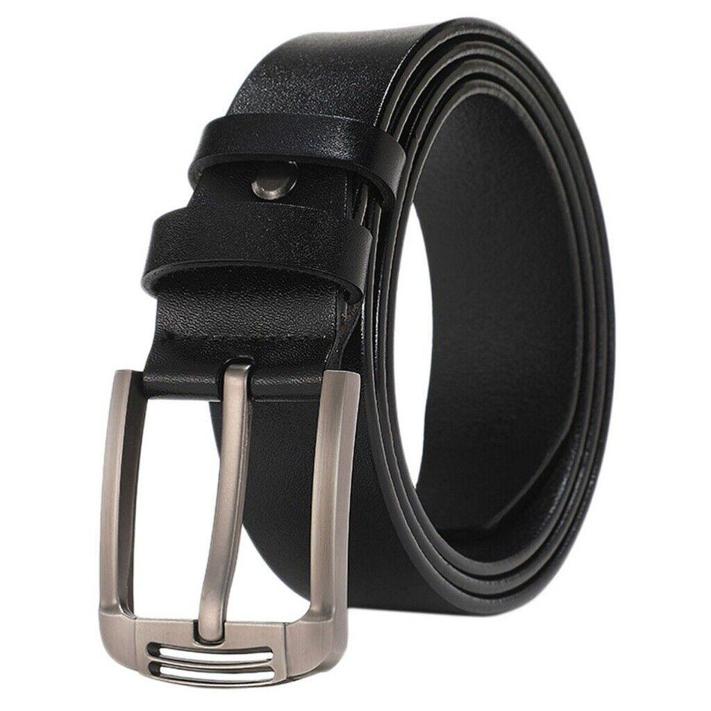 1pc Belt Fashion Verstellbarer Ledergürtel Hosengürtel für Unternehmen