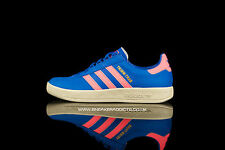 Rare 2004 Deadstock Brand New Boxed Adidas Trimm Trab Blue UK 7