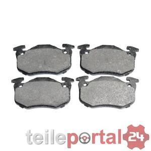 FORROS-DE-FRENO-PASTILLAS-TRASERO-PEUGEOT-106-II-206-306-CITROEN-XSARA-CLIO