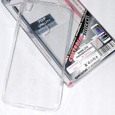 Custodia in silicone tpu anti-shock trasparente cover per Alcatel Shine Lite