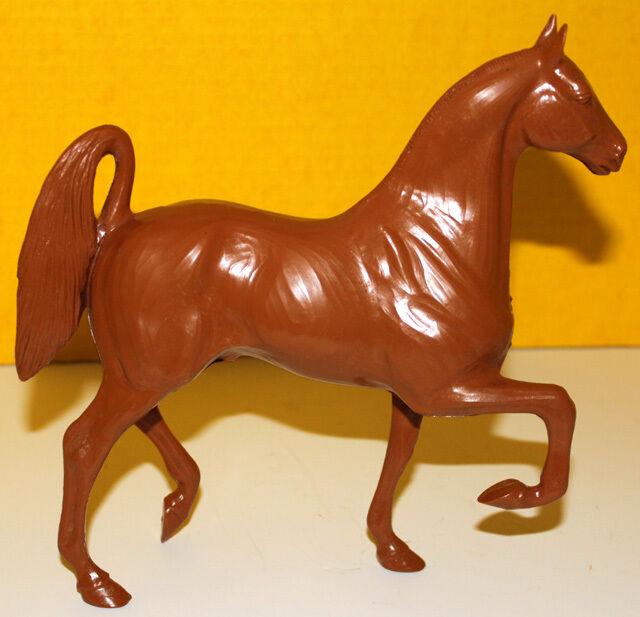 edición limitada Hartland Vintage tan tan tan xilografía caballo Con Cola De Lujo Gran  mejor vendido