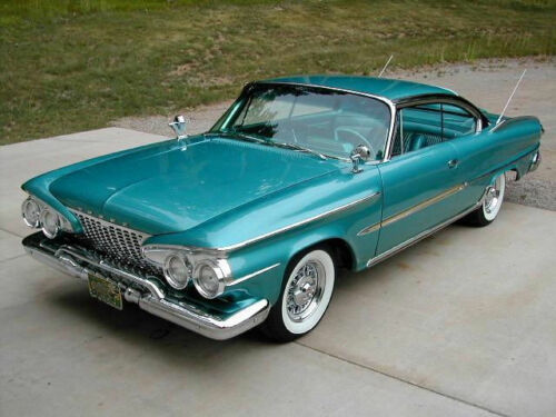 Refrigerator Magnet 40 MIL 1961 Dodge Super D500 Coupe