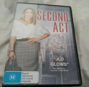Second-Act-DVD-2019