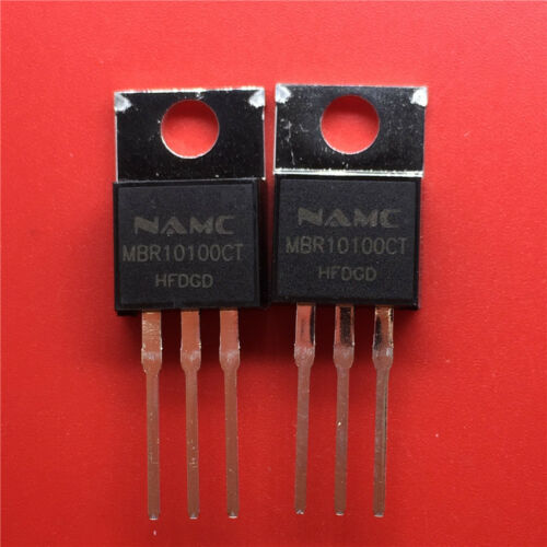 10pcs Diode MBR10100CT Schottky 10A 100V SB101000 new spot