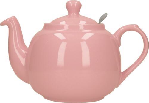 Théière Londres Pottery Farmhouse Rosa 1500 ml céramique Creative Tops