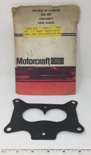 OEM 1965 1966 67 Ford F100 F-250 F-350 V8 352 2 Barrel Carburetor Spacer Gasket