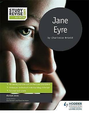 Study and Revise for GCSE: Jane Eyre by Jones, Mike (Paperback book, 2016)