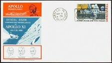 #C76 MOON LANDING 1st Beacon Cachet Unofficial Apollo PA Cancel Unadd FDC LOT728