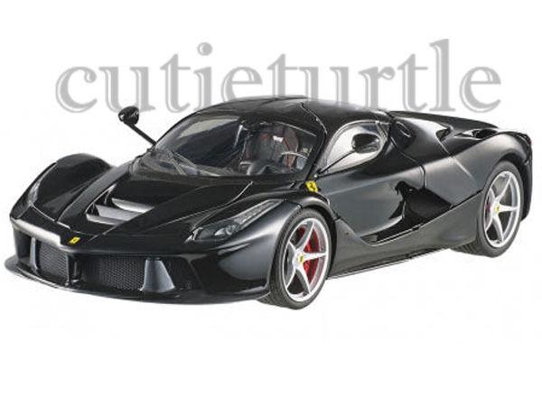 Hot Wtalons Elite  Ferrari LaFerrari 2014 NOUVEAU ENZO 1 18 limited BCT80 Noir  marques en ligne pas cher vente