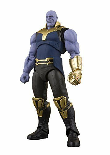 New Bandai S.H.Figuarts THANOS Avengers Infinity War Action Figure Marvel Japan