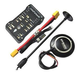 Details about Pixhawk PX4 V2 4 8 32Bit Flight Controller NEO-M8N GPS Power  Module Multicopter