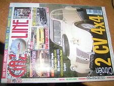 Gazoline n°58 Guide Achat Simca Horizon / 2CV 4X4 201 Commerciale Ford Capri