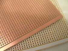 2 x Strip Stripboard Matrix Vero Board  Large 100 x 160mm Quality