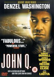 1 of 1 - John Q. (DVD, 2002)