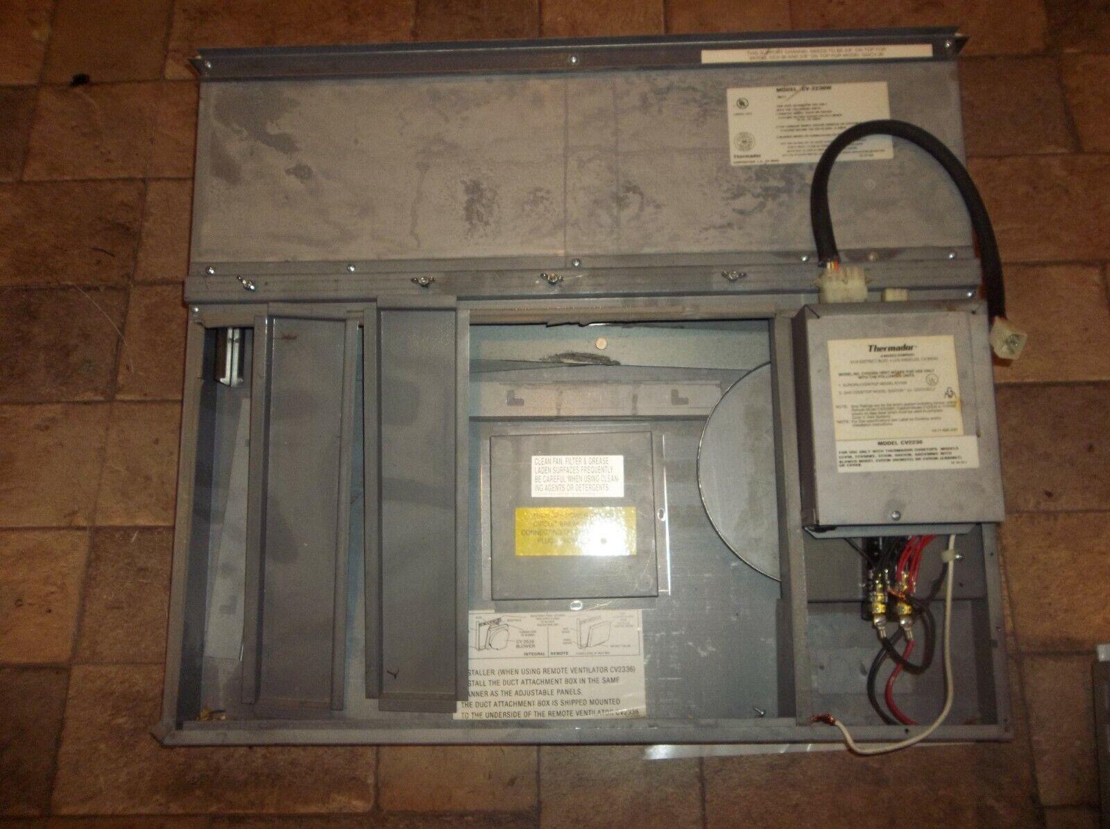 00143089 Vtn30rq Cook Vent Blower Motor 19 11 978 Thermador Rdds30vrs Major Appliances Home Garden