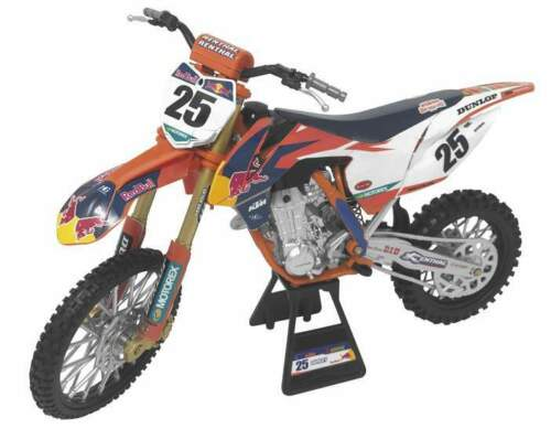 NEW RAY TOYS 57963 MARVIN MUSQUIN KTM MOTO-X