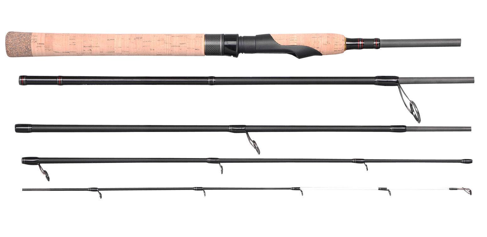 SPRO Mobile Stick --Pnetwerkator Reizen Rod -Lure Fishing Pike, Zander, Perch, Trout