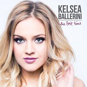 Kelsea-Ballerini-The-First-Time-International-Version-CD