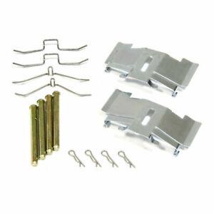 Disc Brake Hardware Kit Front Centric 117.91022
