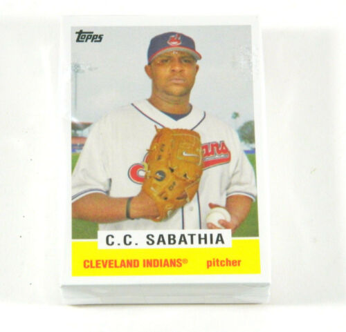 Sabathia TCH46 Indians Nm//Mt 2008 Topps Trading Card History C.C Lot of 50