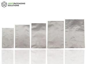 MYLAR-FOIL-Sacchetti-alluminio-BUSTINA-POUCH-Heat-Seal-grado-alimentare