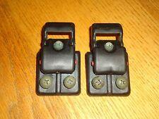 89-04 Suzuki Sidekick Geo Chevrolet Tracker Convertible Soft Top Latches Pair
