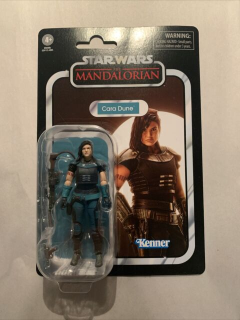 Hasbro The Vintage Collection The Mandalorian Cara Dune 3.75 inch Action Figure