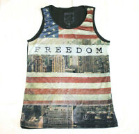 Xzavier Freedom 4th July Tank Top Celebration Limited Edition Series Men's