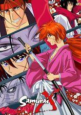 Samurai X: La Serie Completa En Español Latino (Set De 14-DVD'S)