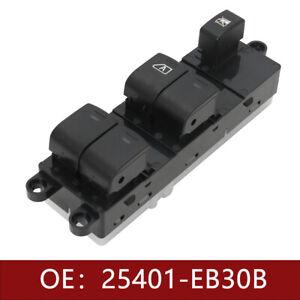 Pulsantiera-Interruttore-Alzacristalli-Per-Nissan-Navara-Qashqai-OE-25401-EB30B