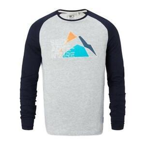 2xl Xxl Craghoppers Homme Discovery Aventures Haut à Manches Longues T-shirt Gris-afficher Le Titre D'origine Pour AméLiorer La Circulation Sanguine