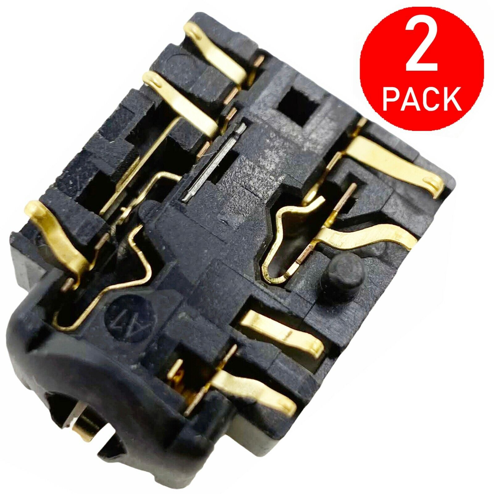 (2x PACK) Headphone jack for Xbox One S controller 1708 replacement port socket
