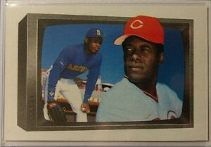 Rare: KEN GRIFFEY JR & SR, 1989 BOWMAN #259 ROOKIE RC CARD, Seattle Mariners