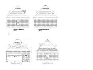 26x24 hip roof garage plan roof 2 car garage hip blueprint plan image is loading 26 039 x24 039 hip roof garage plan malvernweather Image collections
