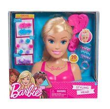 Giochi Preziosi Barbie Styling Head Testa Bambola da pettinare e