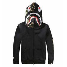 62a7aa371c1f item 3 SHARK Head Camo Bape A Bathing Ape Jacket FULL ZIP HOODIE Long  Sleeve Coat -SHARK Head Camo Bape A Bathing Ape Jacket FULL ZIP HOODIE Long  Sleeve ...