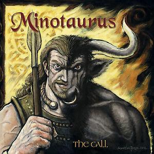 MINOTAURUS-The-Call-CD-2013-free-sticker-Celtic-Folk-Metal