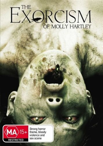 1 of 1 - The Exorcism Of Molly Hartley (DVD, 2015)