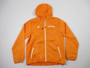 NEW-adidas-Tennessee-Volunteers-Orange-ClimaWarm-Jacket-M