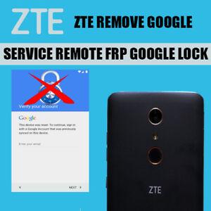 Details about ZTE Remove Google Service Z831, Z835,Z855 Z956, Z971,Z982,  Z981, N9560 AXON FRP