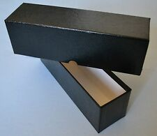 """GUARDHOUSE SLAB STORAGE BOX BLACK 10 x 2.87 x 3.25"""" COIN COLLECTING SUPPLIES NEW"""
