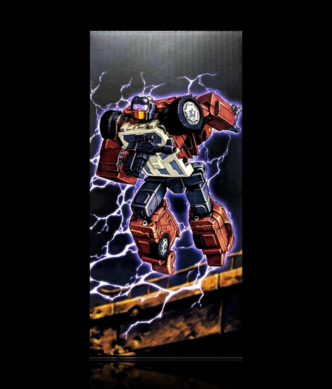 Transformers Masterpiece X-Transbots MX-XV Deathwish   MP Deadend MISB