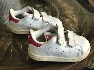 Adidas! Original Stan Smith Pink/White
