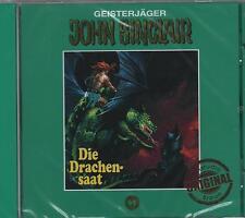 JOHN SINCLAIR - CD Teil 65 - Die Drachensaat - Tonstudio Braun NEU