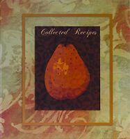 Meadowsweet Kitchens Recipe Card Cookbook Organizer - Chocolate Pear, New, Free