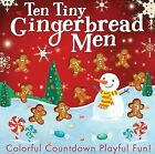 Ten Tiny Gingerbread Men by Tiger Tales (Paperback / softback, 2015)