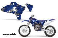 AMR Racing Yamaha YZ 250F/450F Shroud Graphic Kit MX Bike Decals 03-05 CAMOPLT U