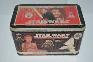 STAR-WARS-SERIES-3-RETURN-OF-THE-JEDI-Set-of-20-Metal-Collectors-Cards
